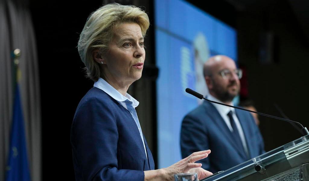 Unión Europea lidera esfuerzo en busca de vacuna contra el COVID-19