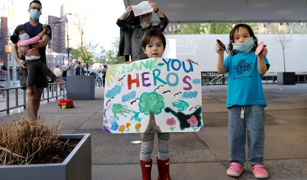 Identifica Nueva York 15 casos de Kawasaki en niños; pide vigilar síntomas