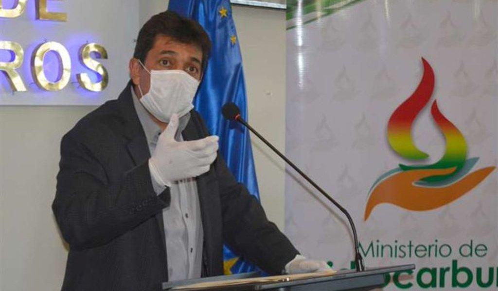 Bolivia cambia a su directivo petrolero