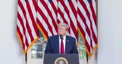 Se solidariza Trump con Biden por acusación de abuso; espera que sea falsa