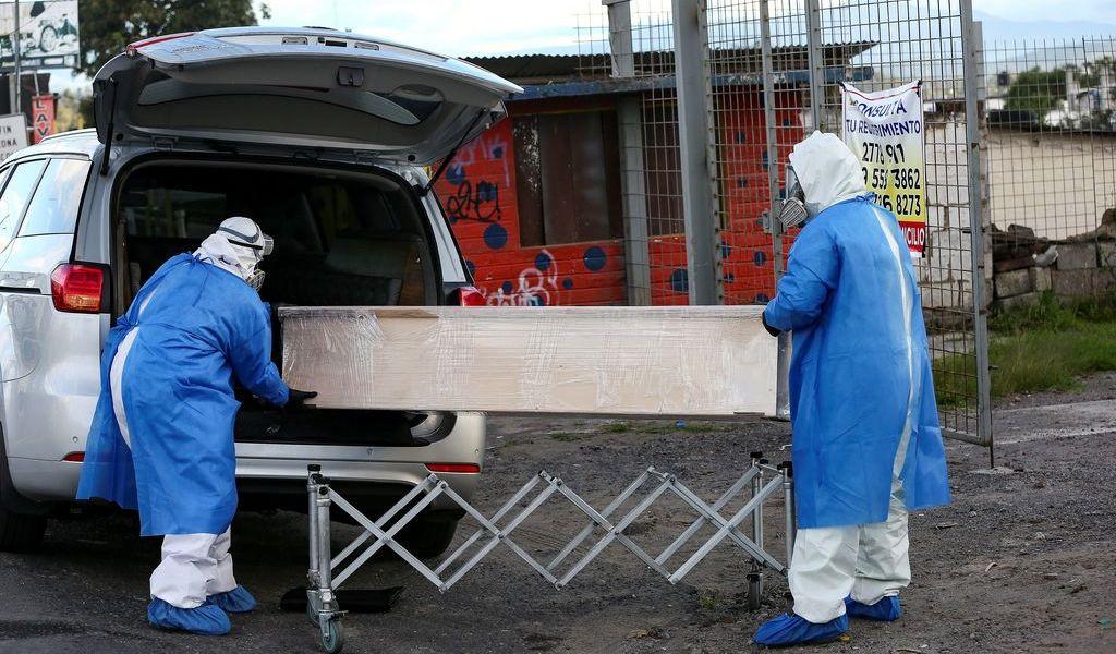 Ecuador, con 1,704 muertos con registro depurado