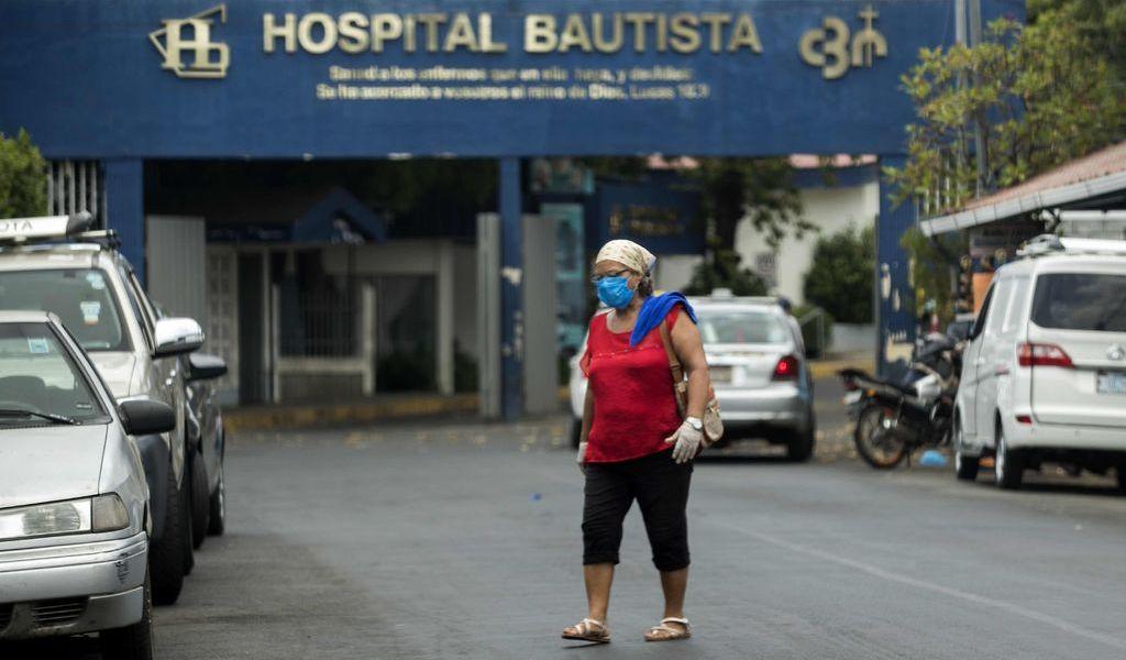 Nicaragua deja de informar sobre COVID