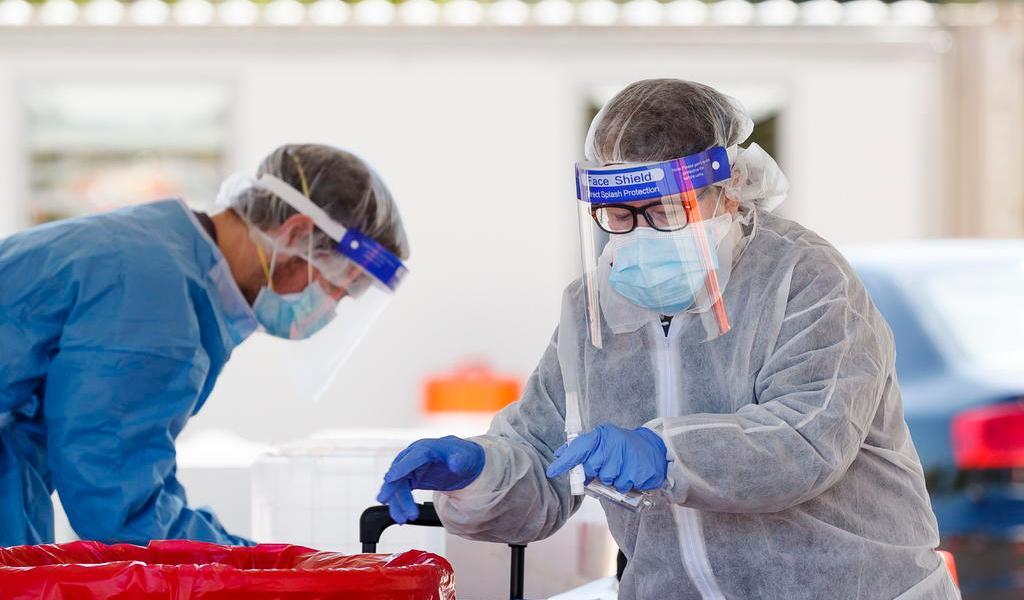 Reporta OMS más de 288,000 muertes y 4 millones de contagiados por COVID-19 en el mundo