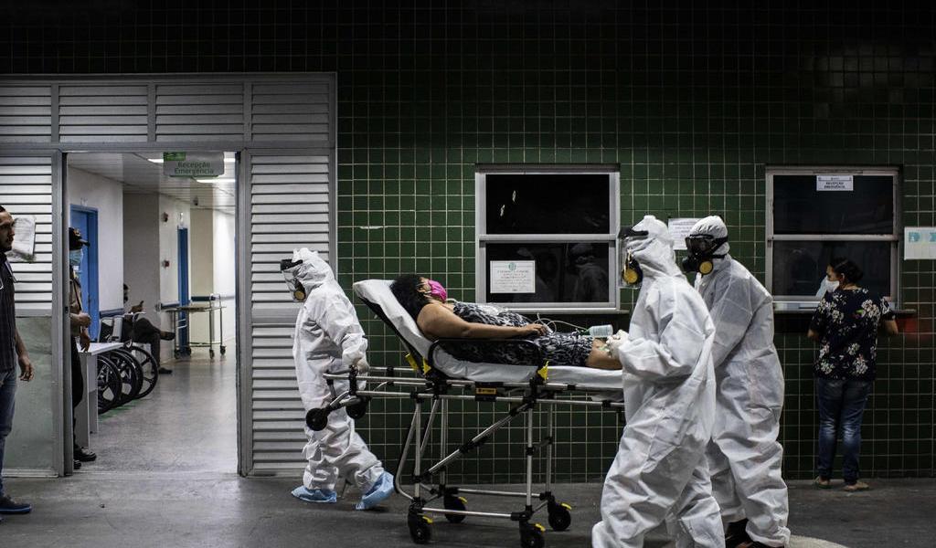 Muertes por COVID-19 supera los 300 mil en el mundo