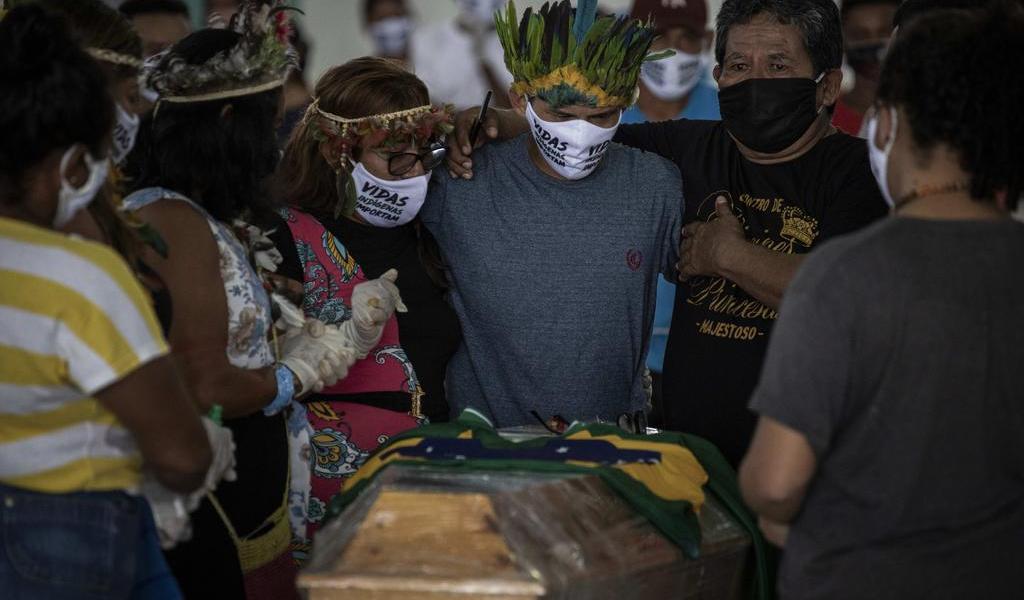 Muere uno de los principales líderes indígenas de la Amazonía