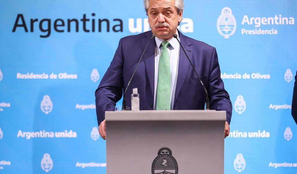 Pide Alberto Fernández unión de progresistas para enfrentar el coronavirus