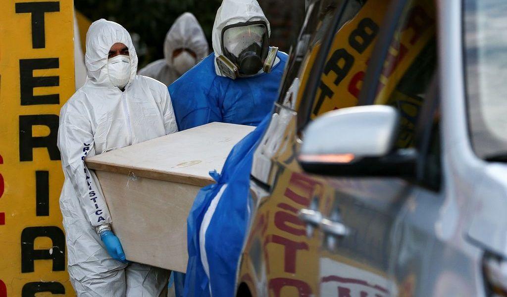 América supera los dos millones de casos de coronavirus
