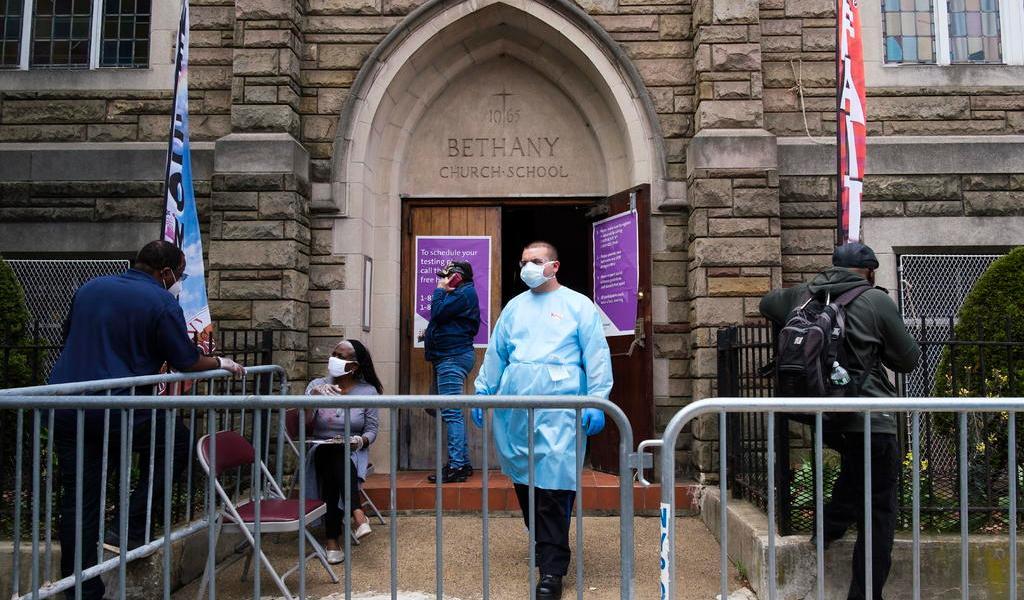 Plantea Nueva York apertura religiosa pese a alza de muertes por COVID-19