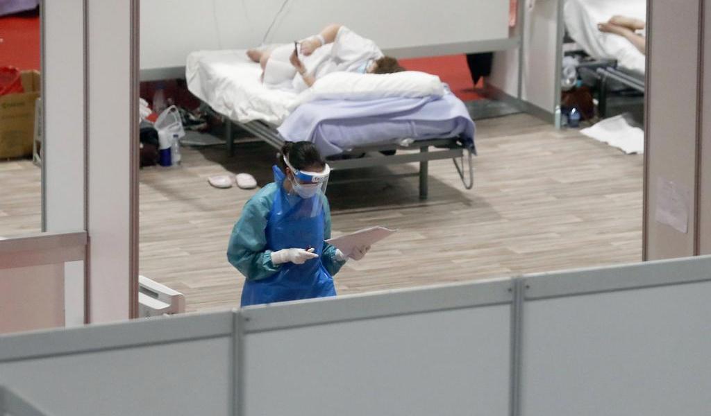 Aumentan en España las muertes diarias por COVID-19 a 70 personas