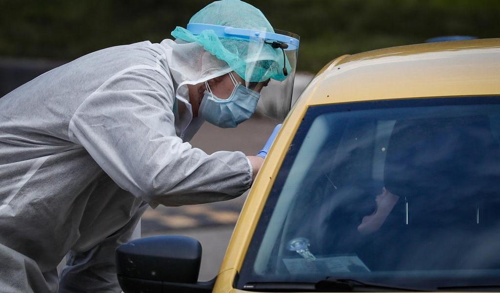 Rusia supera los 350,000 casos confirmados de COVID-19