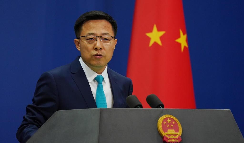 China advierte de contramedidas si EUA la sanciona por Ley de Seguridad