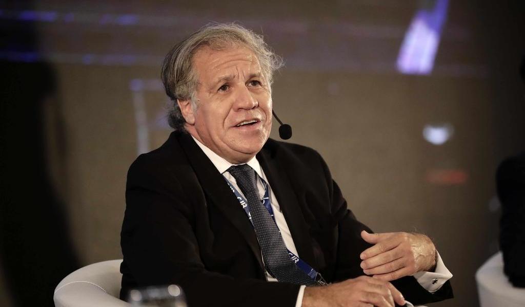 Asume Almagro segundo mandato en la OEA