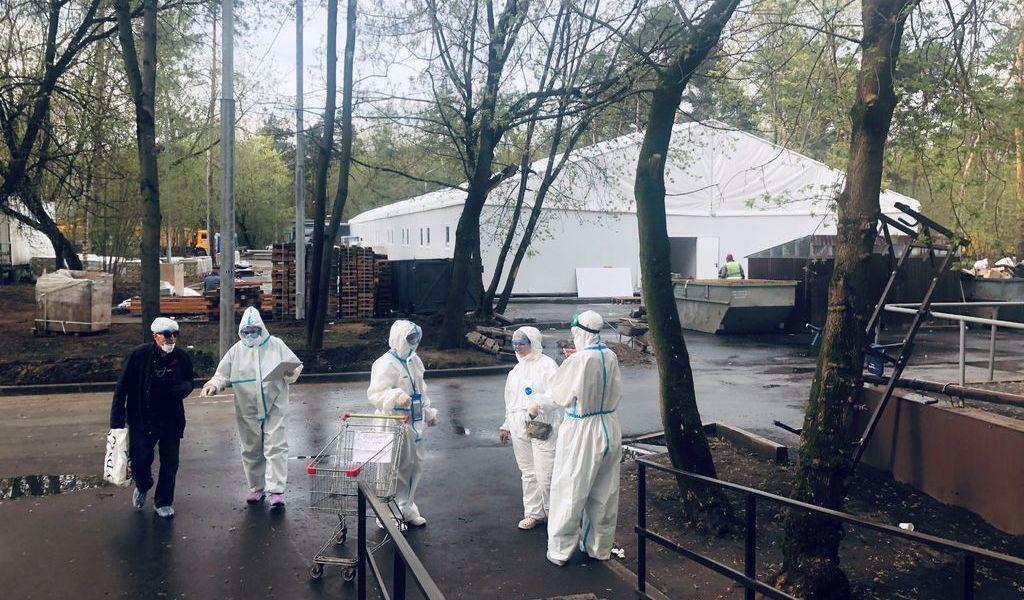 Rusia se aleja del abismo epidémico