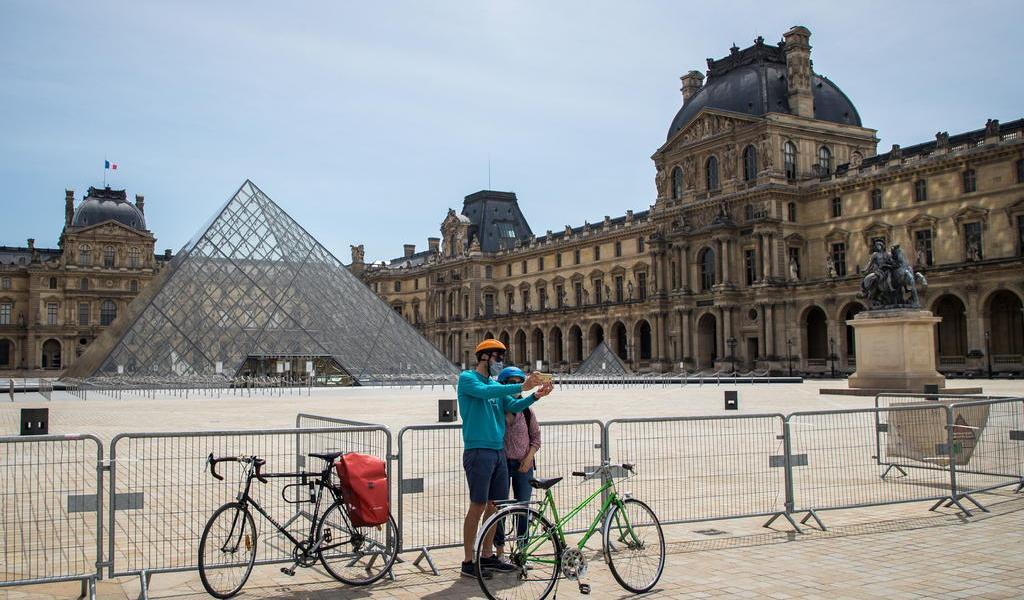 Tras contingencia, planea Museo del Louvre reabrir al público el 6 de julio