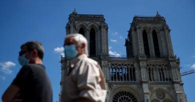 Registra Francia 31 nuevas muertes la víspera de una nueva fase de desescalada