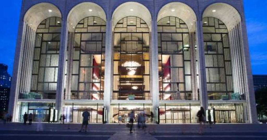 Ópera Metropolitana de Nueva York cancela funciones hasta invierno