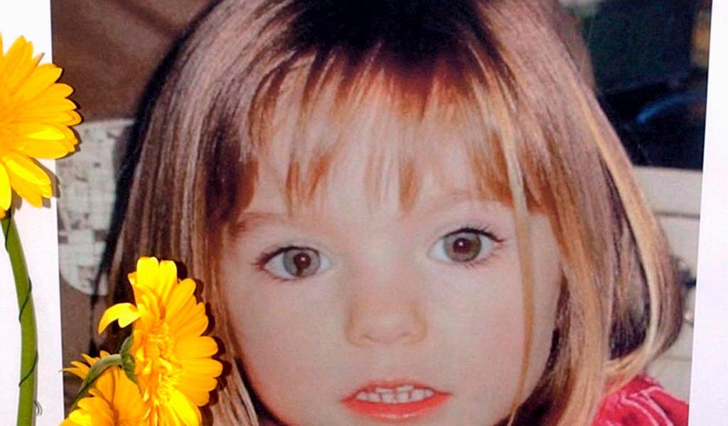 Nueva investigación podría resolver el caso de Madeleine McCann 13 años después