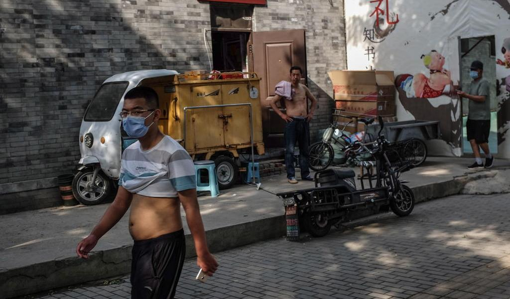 China critica informe que apunta a que el coronavirus habría surgido en agosto
