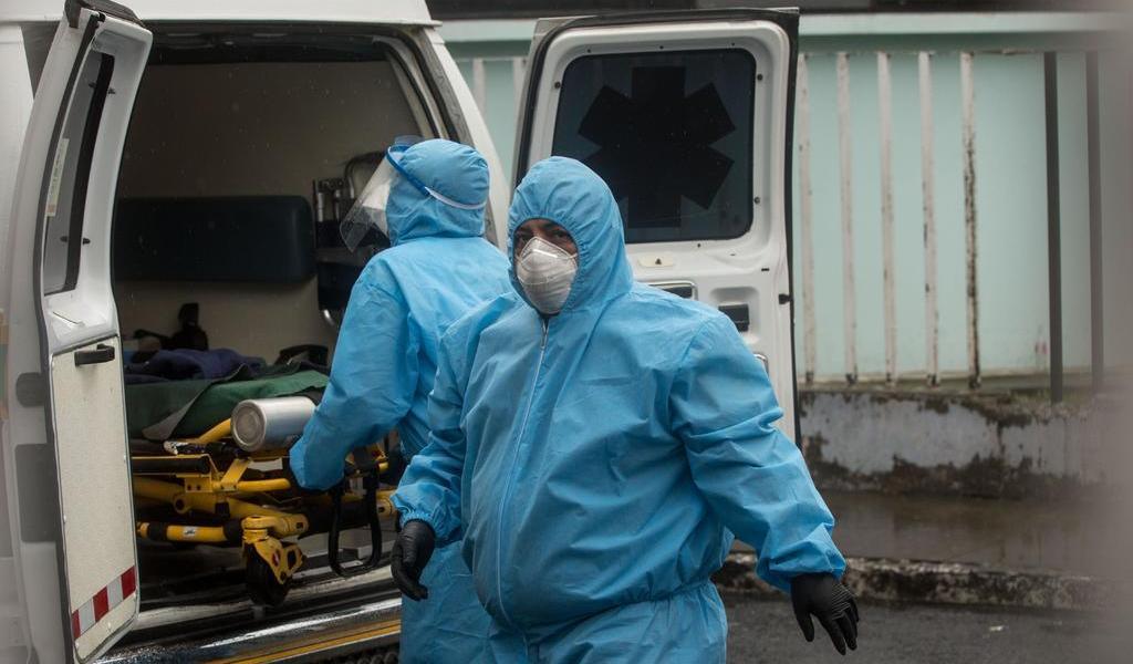 Suma Guatemala 155 muertos por COVID-19 en 8 días
