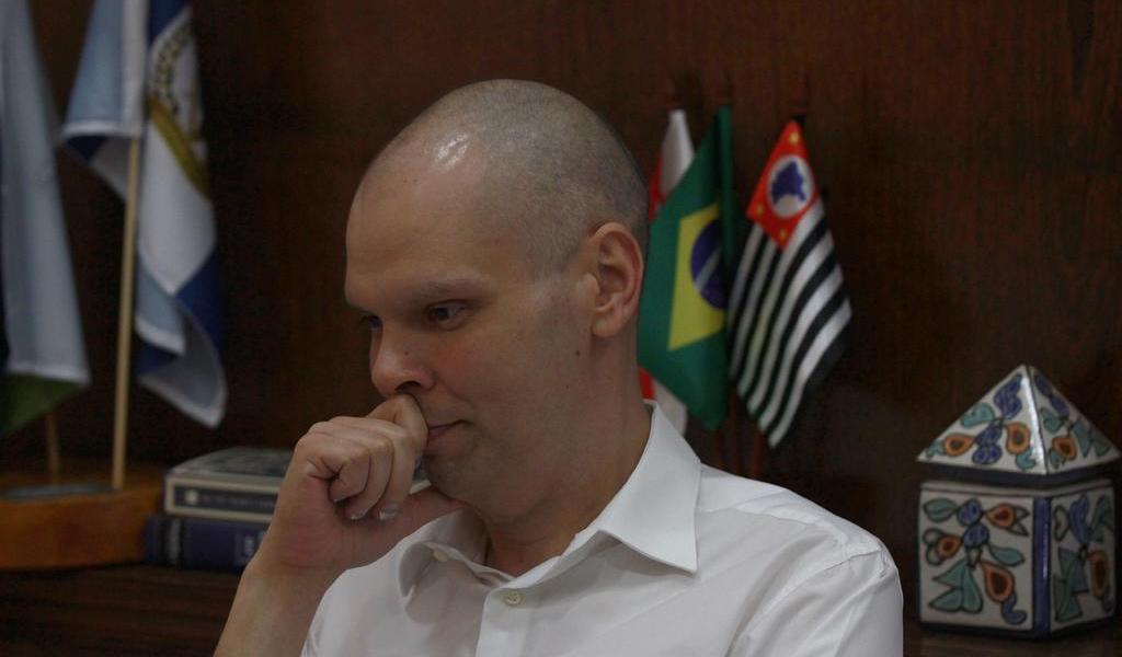Alcalde de Sao Paulo lucha contra el cáncer y es diagnosticado con COVID-19