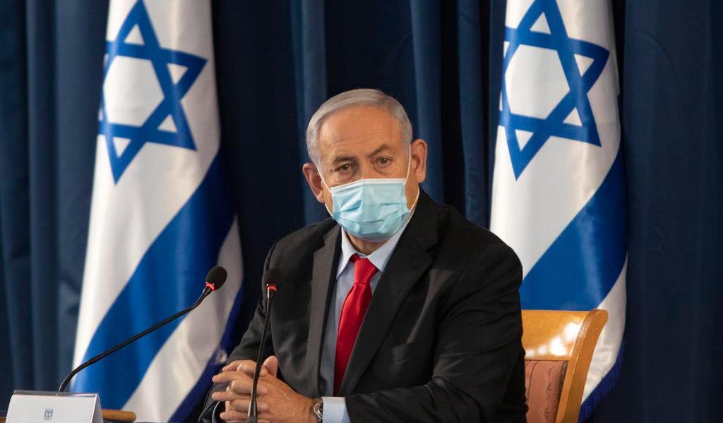 Felicita Netanyahu a Trump por sanciones contra La Haya