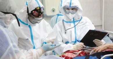 Supera Rusia las 7,000 muertes confirmadas por COVID-19