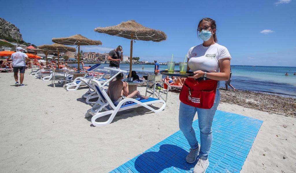 Suma Italia 47 nuevas muertes por COVID-19