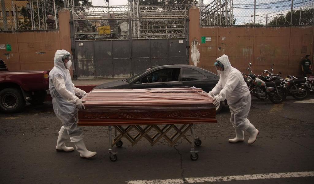 Cambia Guatemala a su ministro de Salud en medio de la pandemia
