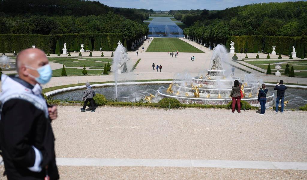 Registra Francia 14 muertes por COVID-19 en las últimas 24 horas