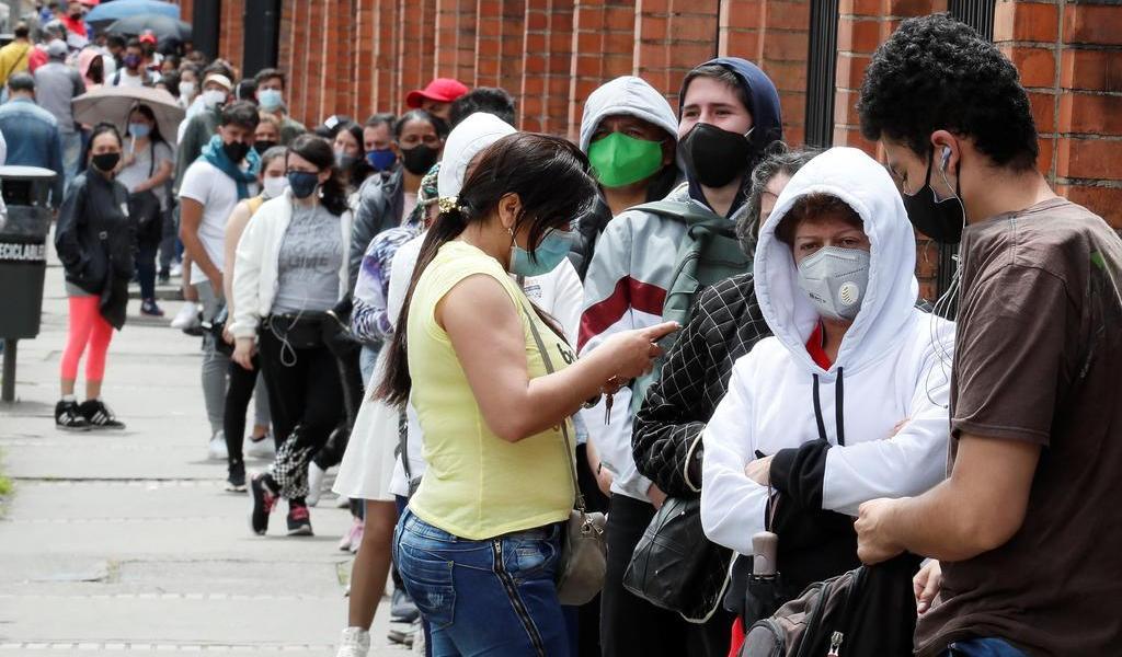 'Pandemia entra en fase nueva y peligrosa'