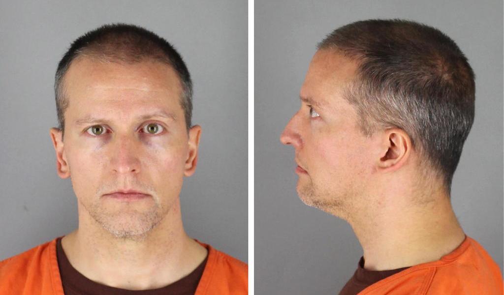 Alegan carceleros discriminación durante registro de Derek Chauvin