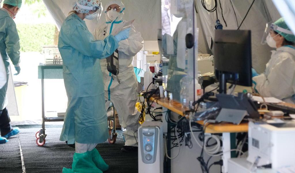 Italia registra 34 muertes y 296 nuevos contagios de COVID-19 en 24 horas