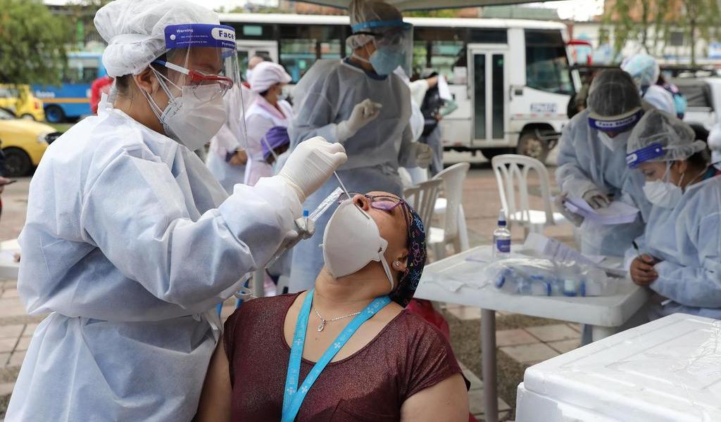 Supera América Latina los 100 mil muertos por COVID-19