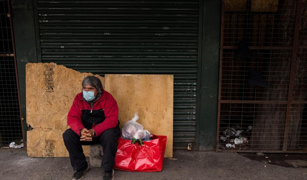 Reporta Chile 3,394 nuevos casos de COVID-19; la cifra más baja en mes y medio