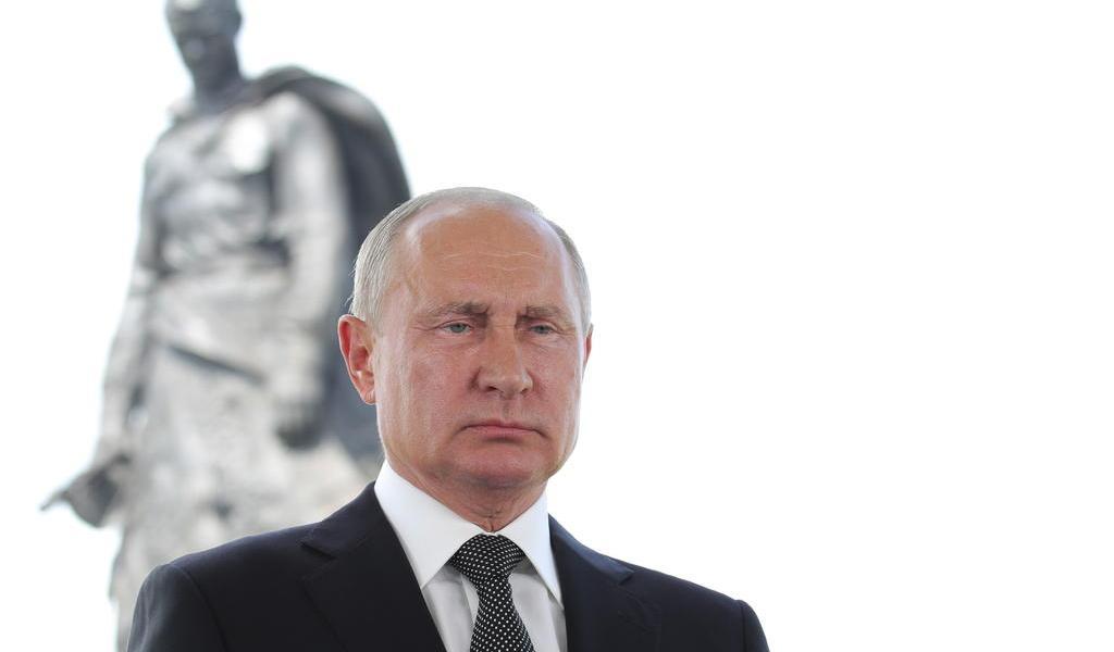 Mayoría de los rusos apoya la reforma constitucional de Putin