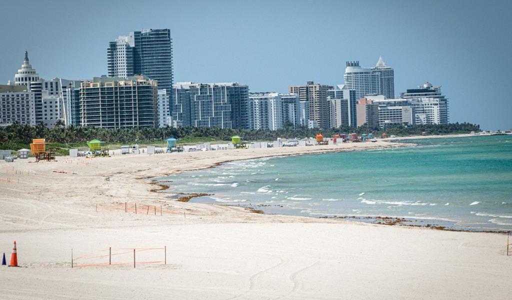 Retoma Miami-Dade confinamiento por alza en contagios de COVID-19