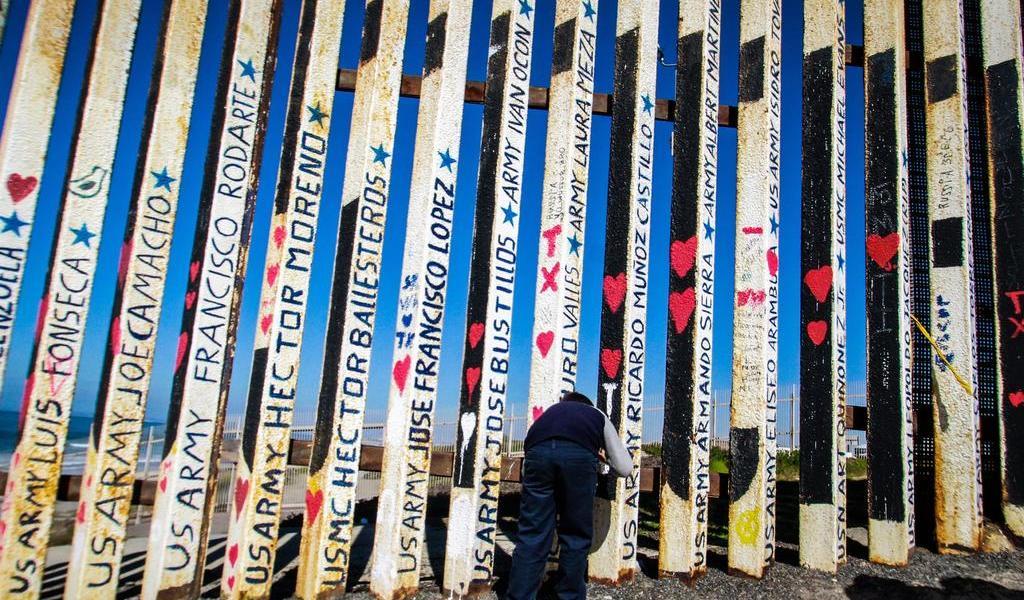 ¿De qué dialogarán Trump y López Obrador para no hablar del muro?