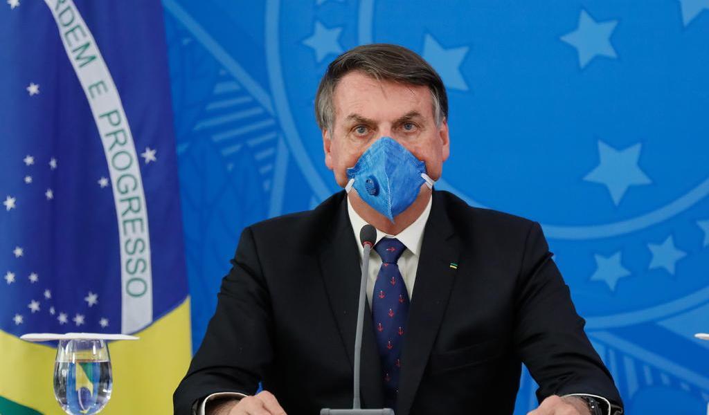 Ningún país ha preservado la vida frente al COVID-19 como Brasil: Bolsonaro