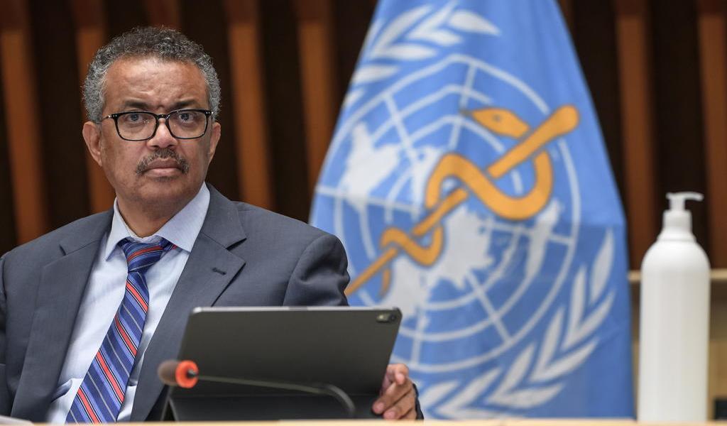 Designa OMS a exlíderes para comisión que evaluará la respuesta a la pandemia