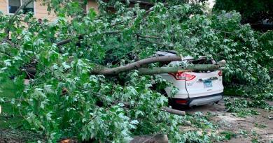 Tormentas en EUA causan tornados y dejan una persona sin vida