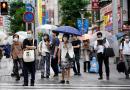 Tokio registra récord diario de infecciones