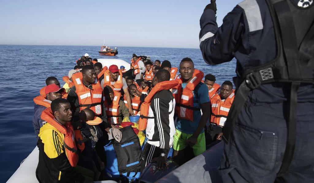 Pandemia para el tráfico migratorio