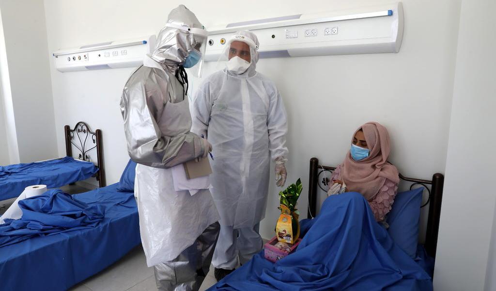 Segunda ola de coronavirus golpea a Palestina
