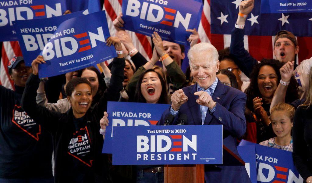 Biden gana las primarias demócratas en Puerto Rico
