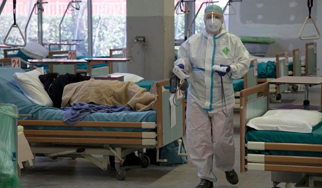 Italia, cerca de alcanzar las 35,000 muertes por COVID-19