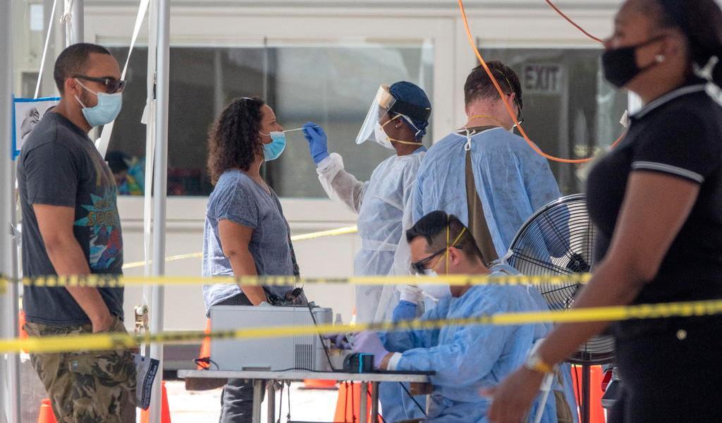 Estados Unidos supera las 138 mil muertes por COVID-19