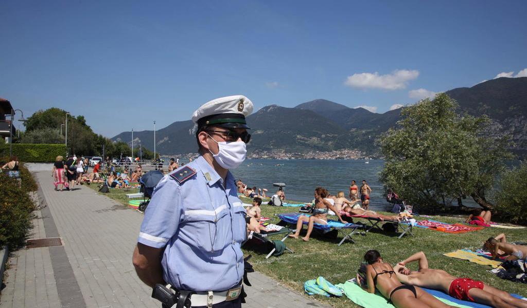 Suben a 13 las muertes por COVID-19 en las últimas 24 horas en Italia
