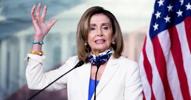 'Trump se irá de la Casa Blanca aunque no quiera', advierte Pelosi