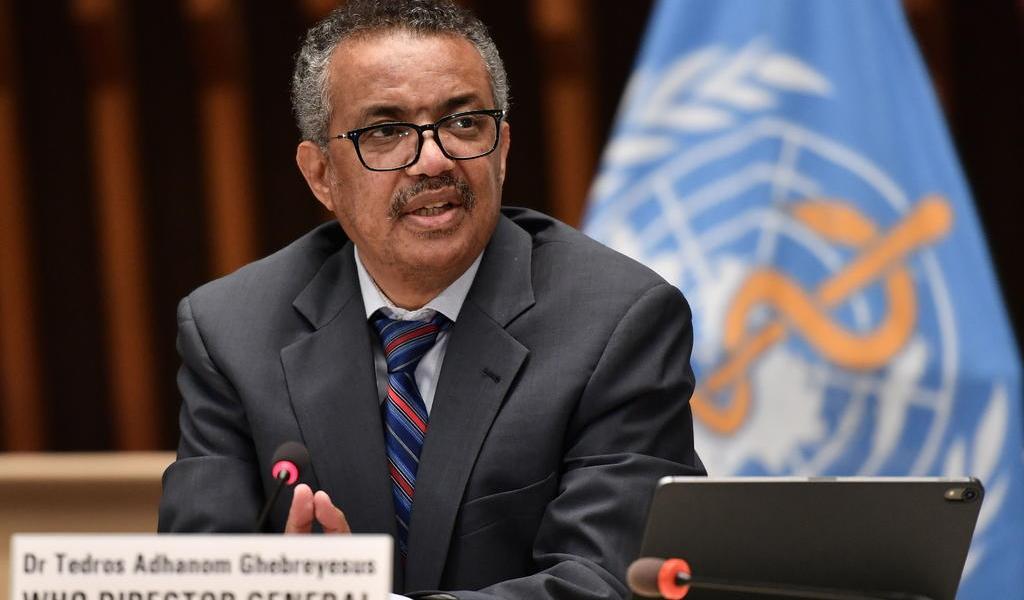 Jefe de la OMS reclama a Pompeo por acusaciones 'falsas e inaceptables'