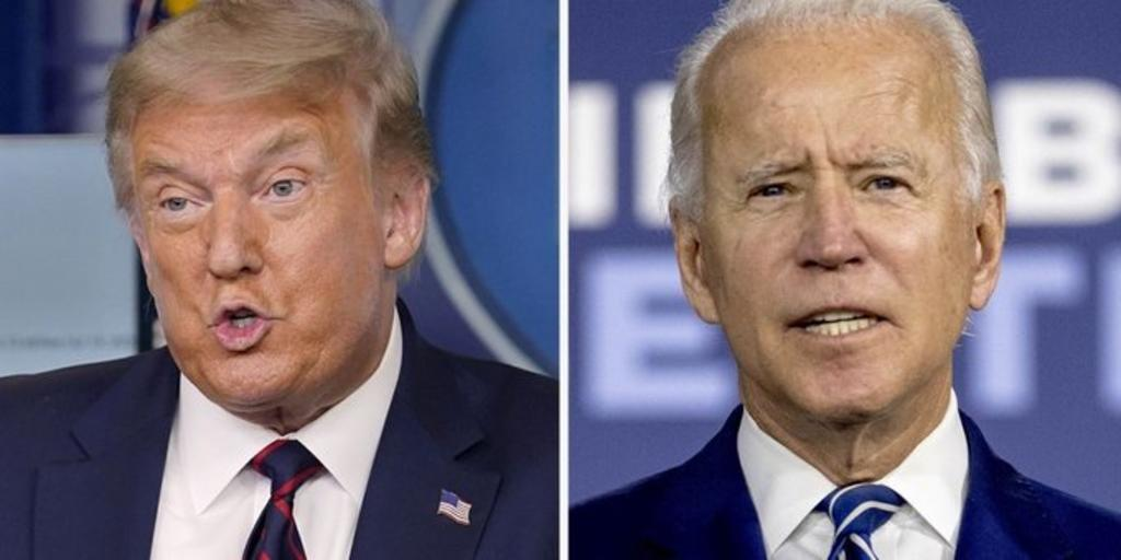 Joe Biden aventaja a Trump en el estado clave de Florida